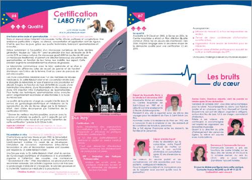 CH4Villes : Création du Journal interne | Artatem, agence ...