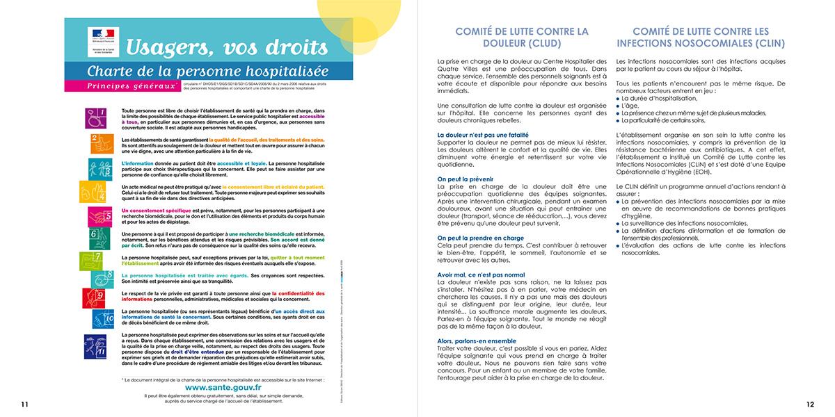 Ch4villes Livret D Accueil Artatem Agence De Communication
